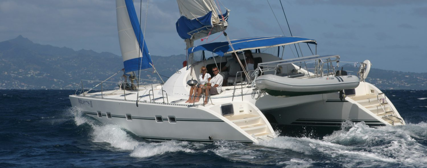 Grenadines sailing vacations